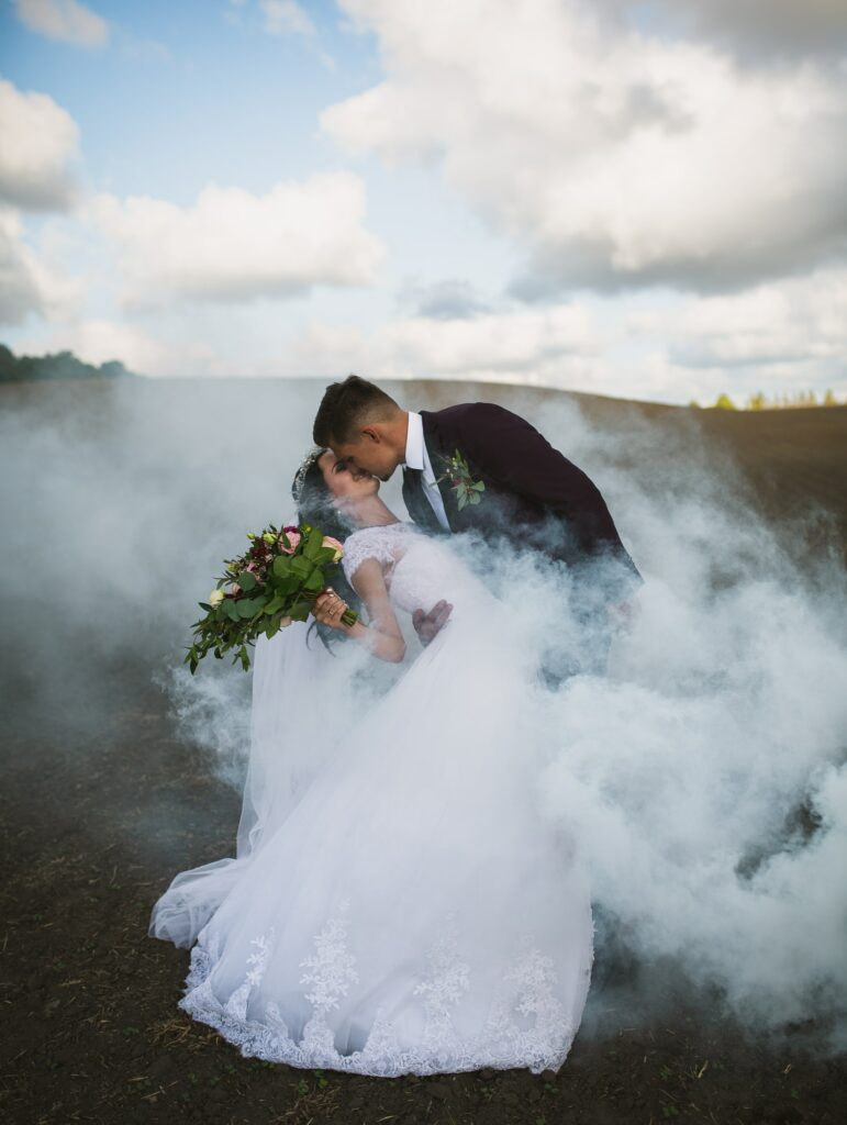 Here's How to Have an Awesome Weed Wedding in Washington